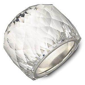 Swarovski Crystal Ring: Nirvana